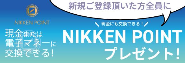 nanacoポイントプレゼント
